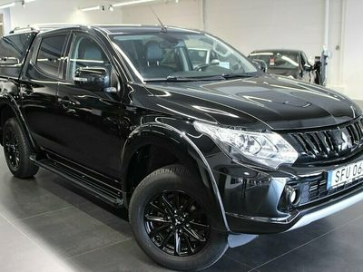 begagnad Mitsubishi L200 Dubbelhytt Onyx Pro 2,4 181hk 4WD Aut - Dragkrok
