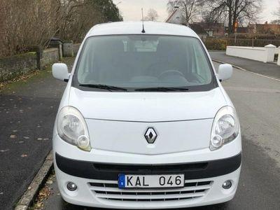 begagnad Renault Kangoo korta skåp