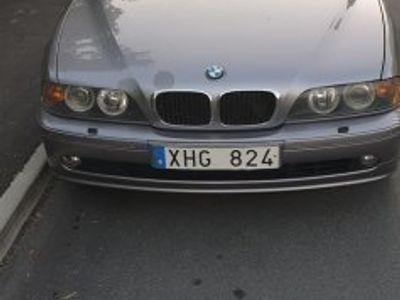begagnad BMW 540 i 286hk -01
