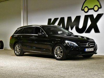 begagnad Mercedes C220 T d 4M 220d 4Matic   D-värm   S&V-Hjul   170hk