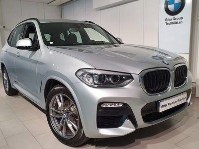 begagnad BMW X3 xDrive 20i Aut M-Sport / Värmare / Drag / Navi / Adaptiv Farthål