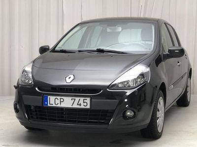 begagnad Renault Clio III 1.2 Flex Fuel 5dr
