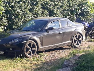 gebraucht Mazda RX8 -04