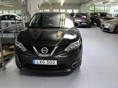 begagnad Nissan Qashqai 1.2 DIG-T XTRONIC-CVT Acenta