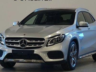 käytetty Mercedes GLA200 200 d 4Matic Style Edition AMG Backkamera Navigation