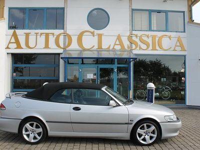 begagnad Saab 9-3 Cabriolet 93 2.0 Turbo Aero 2003, Personbil 109 000 kr