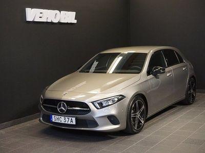 begagnad Mercedes A200 d Progressive-Night Backk