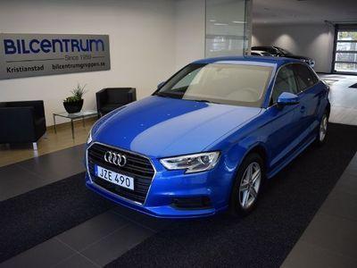 begagnad Audi A3 LIMOUSINE SED 1.5 TFSI 150HK STR SED