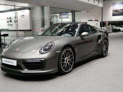 begagnad Porsche 911 Turbo S 991.2 580 hk