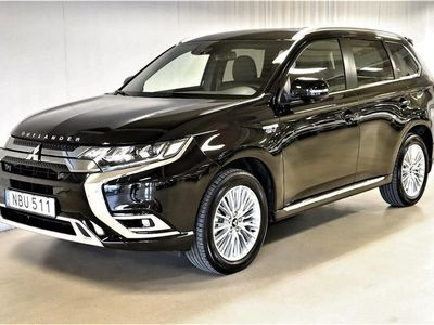 begagnad Mitsubishi Outlander P-HEV 4WD Business X