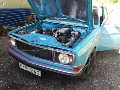 begagnad Volvo 142 TURBO 1972 422WHP/511WNM