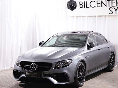 begagnad Mercedes S63 AMG AMG EDITION 1 E4MATIC+ Euro 6 612hk