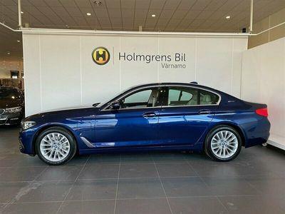 begagnad BMW 530 e Luxury / Taklucka / Läder / HiFi