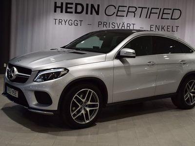 begagnad Mercedes GLE350 - Benzd 4matic / / Panorama / / Amg - line / / Parkeringsvärmare
