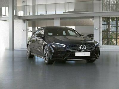 begagnad Mercedes CLA180 Shooting Brake