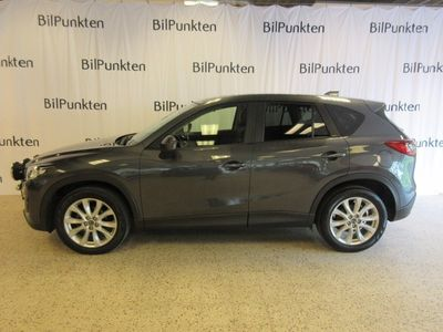 used Mazda CX-5 2.2 DE 175HK OPTIMUM AWD