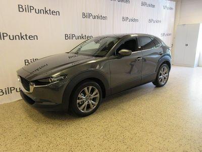 begagnad Mazda CX-30 AUT 2.0 Cosmo 180 hk, svart skinn
