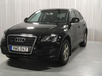 gebraucht Audi Q5 2.0 TDI quattro 2012, SUV 120 700 kr - 172 000 kr
