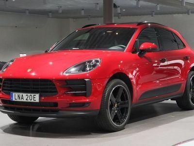 begagnad Porsche Macan - Facelift