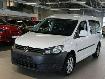 begagnad VW Caddy Maxi Life Mpv 1.6 TDI 102 Hk 7-Sits