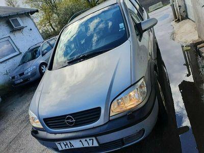 begagnad Opel Zafira 5D 1.8 AUT