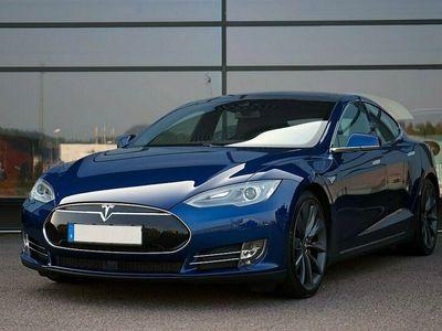 begagnad Tesla Model S MOTORS
