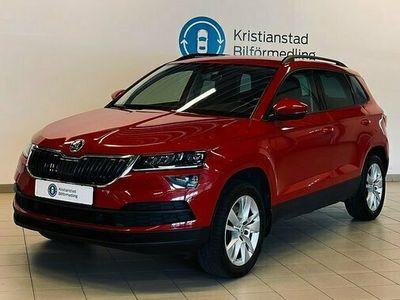 begagnad Skoda Karoq 1.5 TSI Style Nav Dragpaket 2018, SUV Pris 207 500 kr