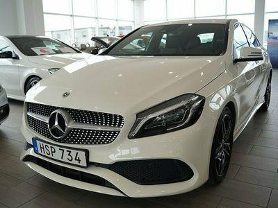 begagnad Mercedes A180 AMG // Apple carplay 122hk