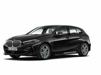 begagnad BMW 118 i / M Sport / Navigation / Automat / Metallic