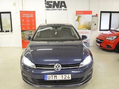 begagnad VW Golf 1.4TSI BlueMotion DSG Plus, Highline Plus 140hk
