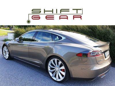 begagnad Tesla Model S P85D LUDICROUS 772 AWD Leasebar