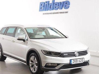 begagnad VW Passat Alltrack 2018, SUV 279 900 kr
