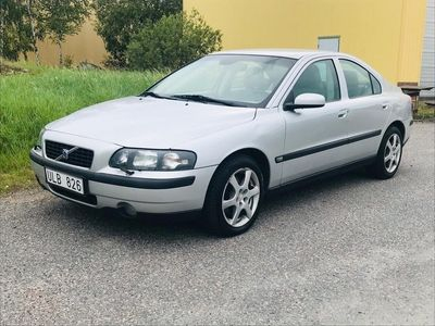 begagnad Volvo S60 2,5T Business