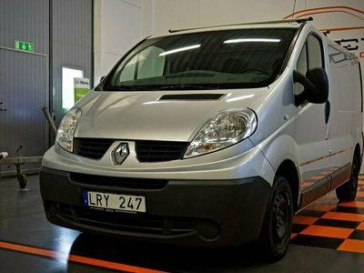 begagnad Renault Trafic Van 2.7t / 2.0 dCi (90hk)