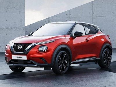 begagnad Nissan Juke DIG-T 117 HP AUTOMAT Acenta Comfo