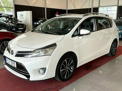 begagnad Toyota Verso 1.8 VVTi 147 Hk Intense Edition 7-Sits