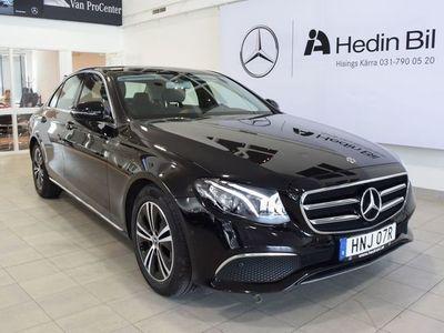 begagnad Mercedes 200 E-klasssedan, läder,dragkrok