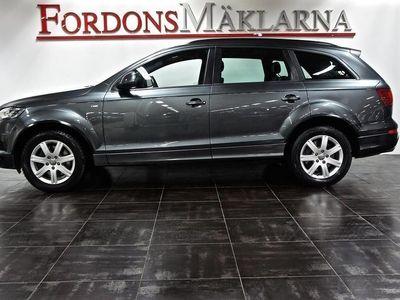 gebraucht Audi Q7 4.2 Q TDI 340HK 3-ÅRS GARANTI
