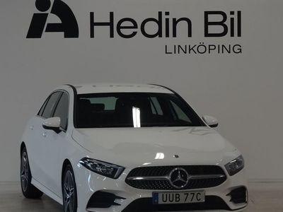 brugt Mercedes A180 AMG Backkamera Apple-Carplay Manuell DEMO