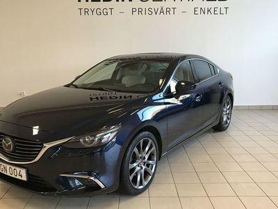 begagnad Mazda 6 2.2 OPTIMUM, Navi, Drag, V-hjul