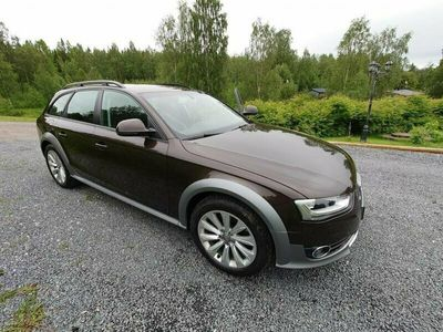 begagnad Audi A4 Allroad QUATTRO
