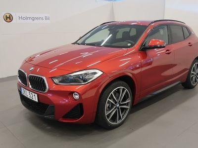 gebraucht BMW X2 xDrive20d / Innovation Edition / 0,95% / Vinterhjul