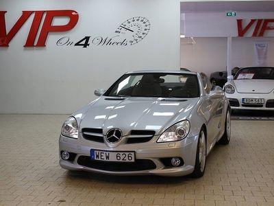 begagnad Mercedes SLK350 SLK-Klass(272hk) 7G-Tronic AMG