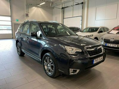 begagnad Subaru Forester 2.0 4WD Lineartronic Euro 6 150hk
