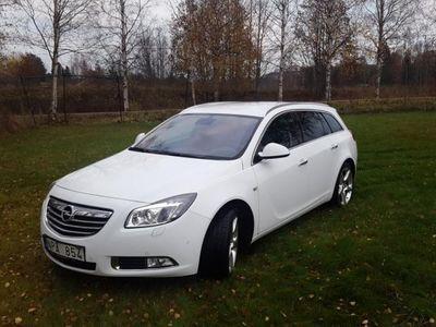 begagnad Opel Insignia Bi-Turbo 195hk 4x4 Busines -12