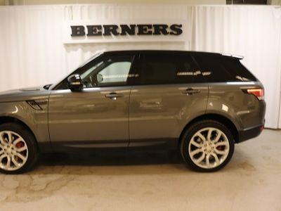 begagnad Land Rover Range Rover Sport V8 Disel -14