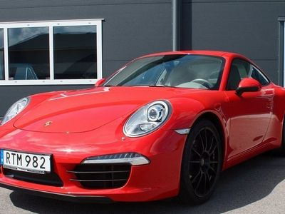 begagnad Porsche 911 Carrera S PDK 400hk iPE F1 System Extremt