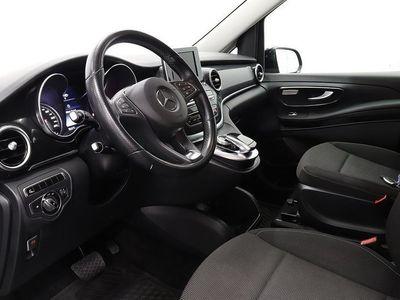 begagnad Mercedes V220 CDI Lång 7-Sits Edition Automat