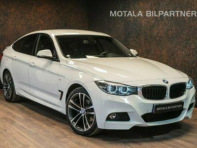 begagnad BMW 320 Gran Turismo d xDrive Steptronic F34 | M Sport | Navi | LED