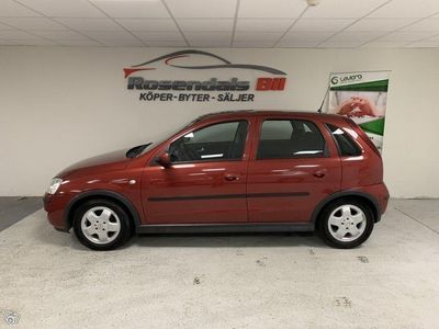 gebraucht Opel Corsa 5-dörrar 1.2 Twinport 80hk -06